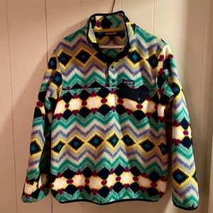 Patagonia Synchilla Womens Medium Pullover